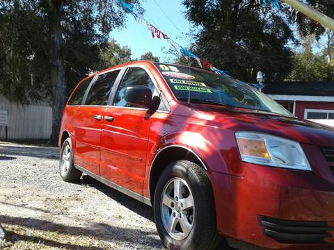 2008 Dodge Grand Caravan for sale in Dade City, FL