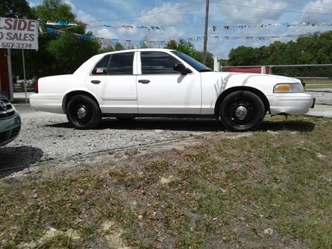 2009 Ford Crown Victoria for sale in Dade City, FL
