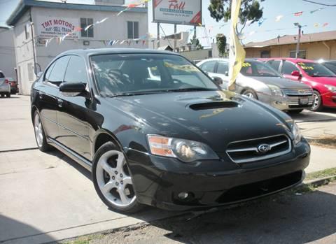 2005 Subaru Legacy for sale in San Diego, CA