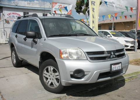 2007 Mitsubishi Endeavor for sale in San Diego, CA