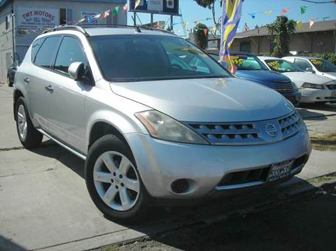 2006 Nissan Murano for sale in San Diego, CA