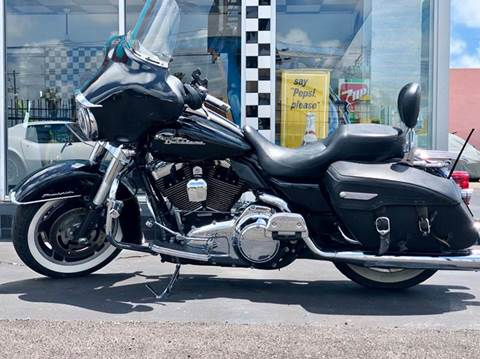2008 Harley-Davidson Street Glide for sale in Corpus Christi, TX