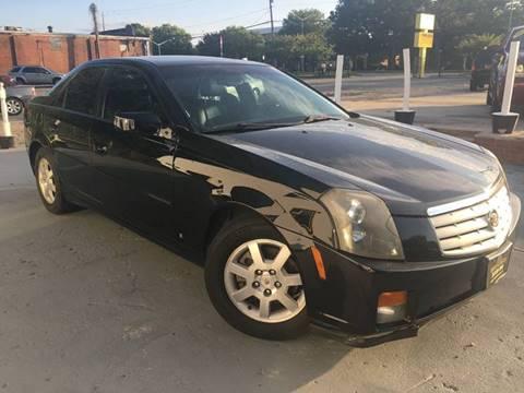2007 Cadillac CTS for sale at SL Import Motors in Newport News VA