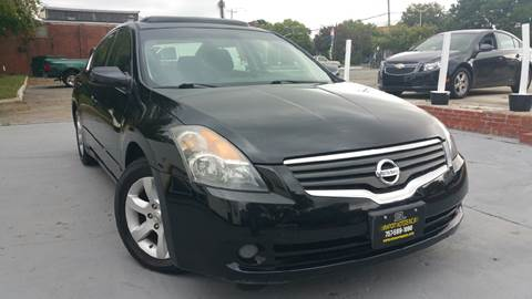 2008 Nissan Altima for sale at SL Import Motors in Newport News VA