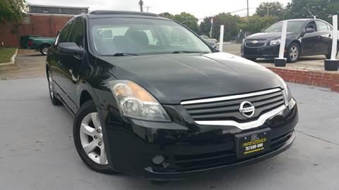 2008 Nissan Altima for sale at SL Import Motors in Newport News VA