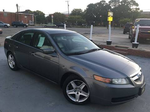 2005 Acura TL for sale at SL Import Motors in Newport News VA