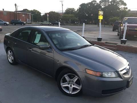 2005 Acura TL for sale at SL Import Motors in Newport News VA