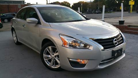 2013 Nissan Altima for sale at SL Import Motors in Newport News VA