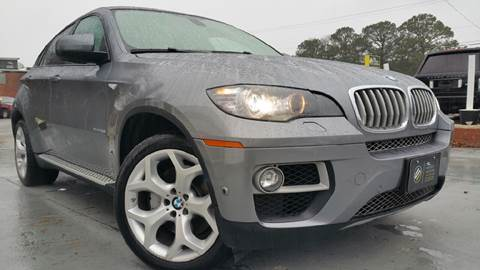 2014 BMW X6 for sale at SL Import Motors in Newport News VA
