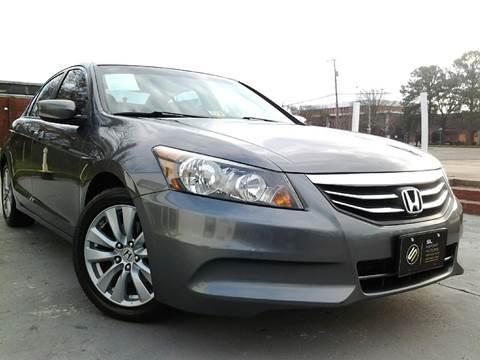 2011 Honda Accord for sale at SL Import Motors in Newport News VA