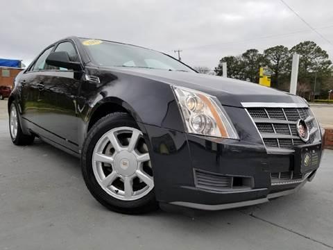 2009 Cadillac CTS for sale at SL Import Motors in Newport News VA