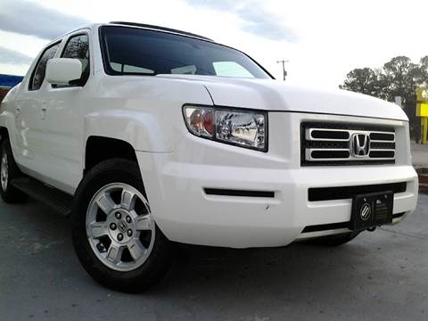 2008 Honda Ridgeline for sale at SL Import Motors in Newport News VA