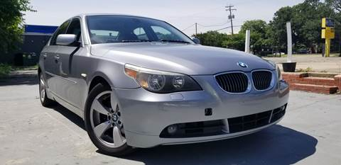 2007 BMW 5 Series for sale at SL Import Motors in Newport News VA
