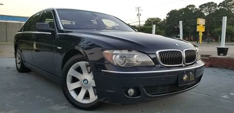 2007 BMW 7 Series for sale at SL Import Motors in Newport News VA