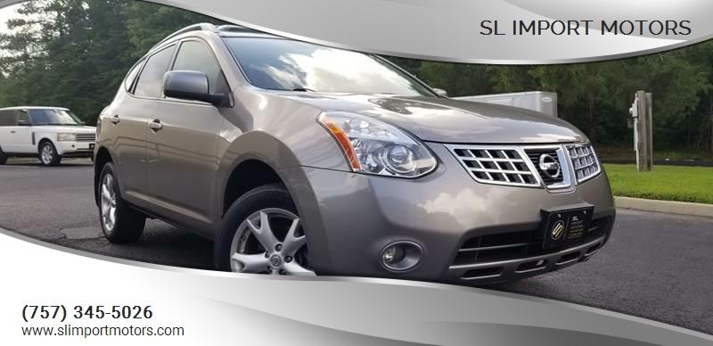 2009 Nissan Rogue for sale at SL Import Motors in Newport News VA