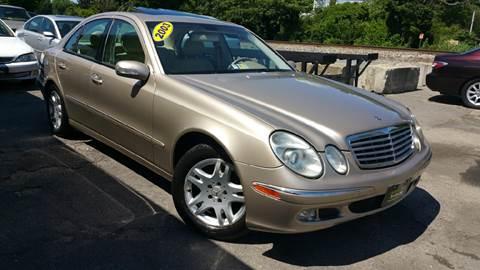 2003 Mercedes-Benz E-Class for sale at SL Import Motors in Newport News VA