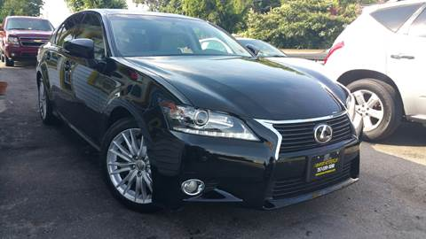 2013 Lexus GS 350 for sale at SL Import Motors in Newport News VA