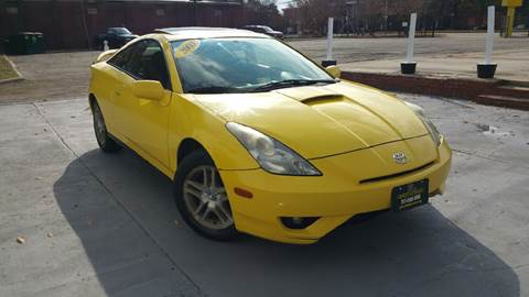 2003 Toyota Celica for sale at SL Import Motors in Newport News VA