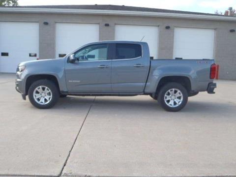 Lockwood Motors Marshall Mn >> Used 2018 Chevrolet Colorado For Sale in Minnesota ...