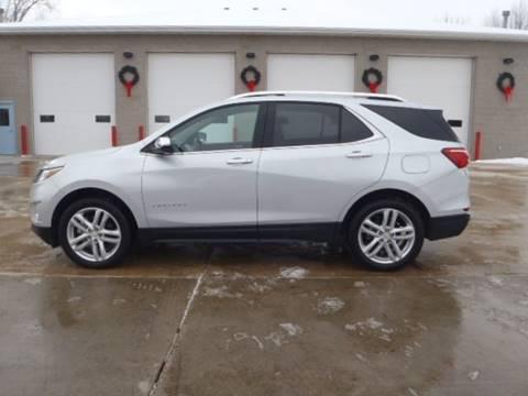 2019 Chevrolet Equinox for sale at Thurk Bros Auto in St Bonifacius MN