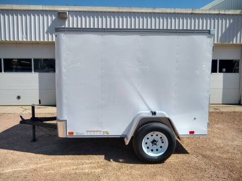 2021 United Trailers XLE 5x8 for sale at Thurk Bros Auto in St Bonifacius MN