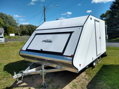2019 Mission 101 x 12 2 place snowmobile for sale at Thurk Bros Auto in St Bonifacius MN