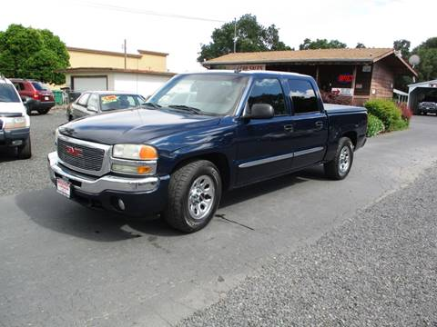 2006 GMC Sierra 1500 for sale in Gridley, CA
