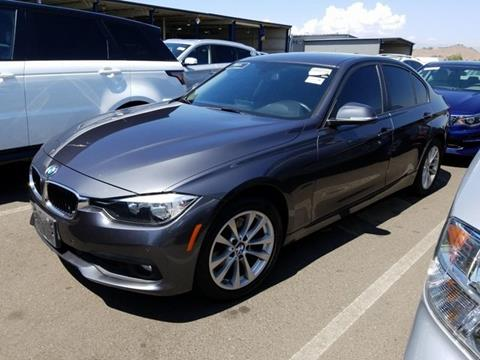 2016 BMW 3 Series for sale in Corona, CA