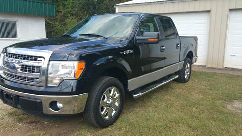 2013 Ford F-150 for sale in Longview, TX