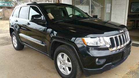 2012 Jeep Grand Cherokee for sale at Doug Kramer Auto Sales in Longview TX
