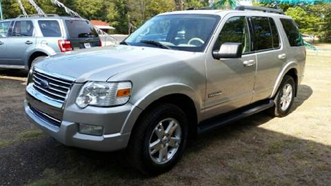 2007 Ford Explorer for sale at Doug Kramer Auto Sales in Longview TX