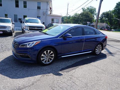 2015 Hyundai Sonata for sale in Mine Hill, NJ