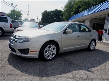 2010 Ford Fusion for sale in Mine Hill, NJ