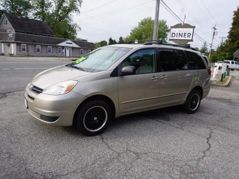 2005 Toyota Sienna for sale in Mine Hill, NJ