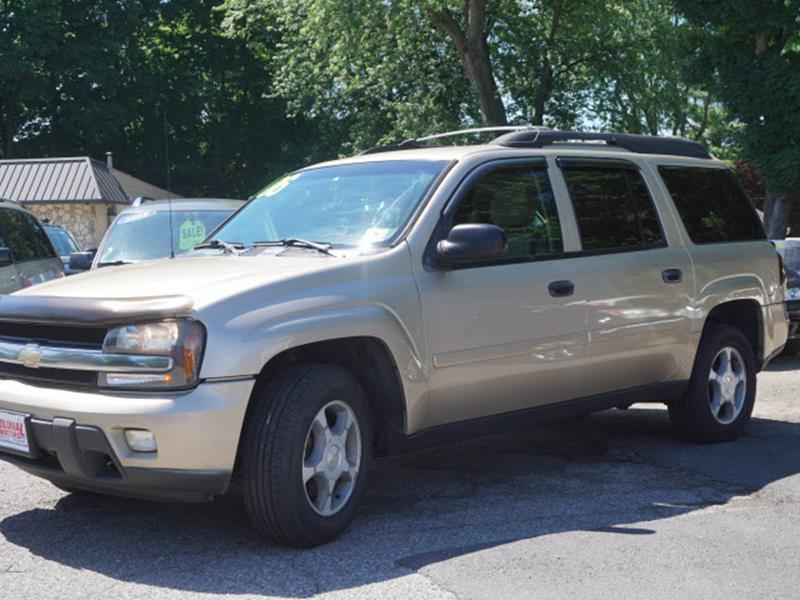 2006 Chevrolet TrailBlazer EXT For Sale At Colonial Motors In Mine Hill NJ