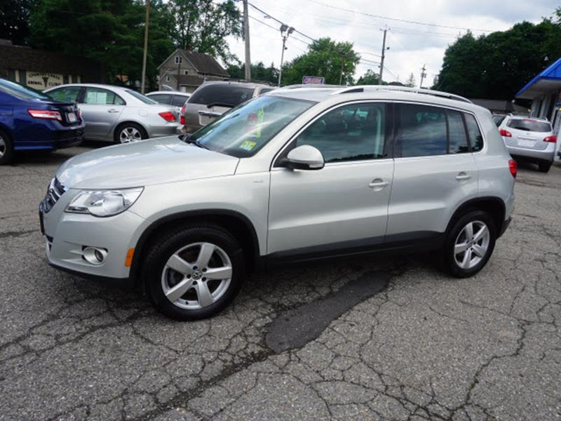 2010 volkswagen tiguan s 4motion in mine hill nj - colonial motors