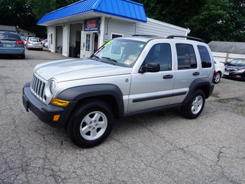 2006 Jeep Liberty for sale in Mine Hill, NJ