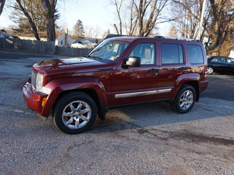 2008 Jeep Liberty for sale in Mine Hill, NJ