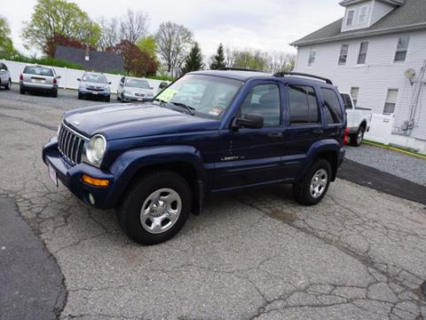 2002 Jeep Liberty for sale in Mine Hill, NJ