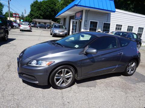 2013 Honda CR-Z for sale in Mine Hill, NJ