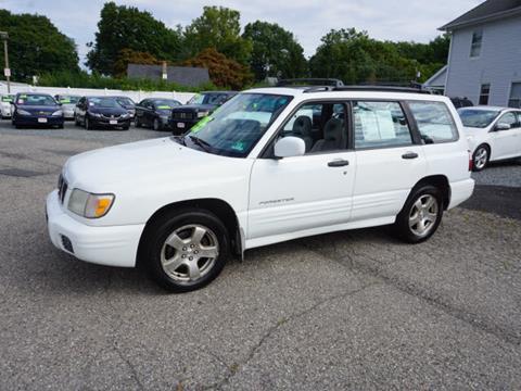 2001 Subaru Forester for sale in Mine Hill, NJ