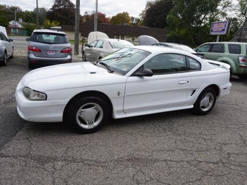 1998 Ford Mustang for sale in Mine Hill, NJ