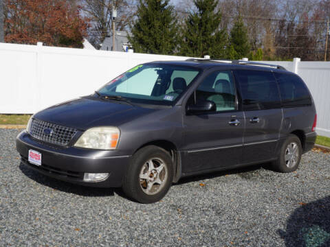 2006 Ford Freestar for sale in Mine Hill, NJ