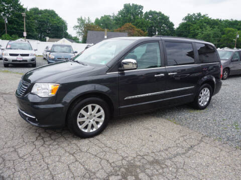 2012 Chrysler Town and Country for sale at Colonial Motors in Mine Hill NJ