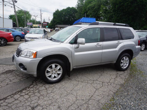 2011 Mitsubishi Endeavor for sale at Colonial Motors in Mine Hill NJ