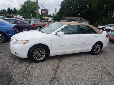 2009 Toyota Camry for sale at Colonial Motors in Mine Hill NJ