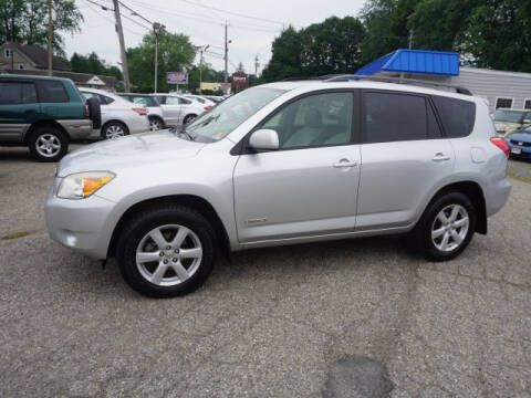 2006 Toyota RAV4 for sale at Colonial Motors in Mine Hill NJ