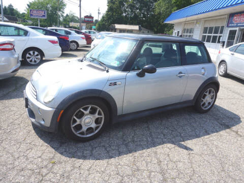 2006 MINI Cooper for sale at Colonial Motors in Mine Hill NJ