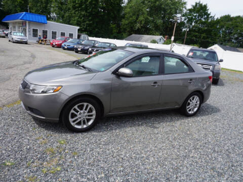 2012 Kia Forte for sale at Colonial Motors in Mine Hill NJ