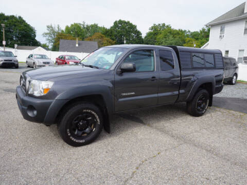 2010 Toyota Tacoma for sale at Colonial Motors in Mine Hill NJ